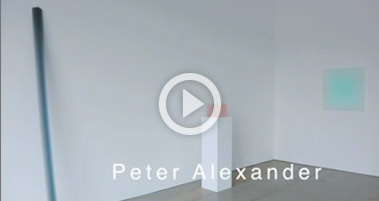 A Wave of Light: Exhibition Installation at the Peter Blake Gallery